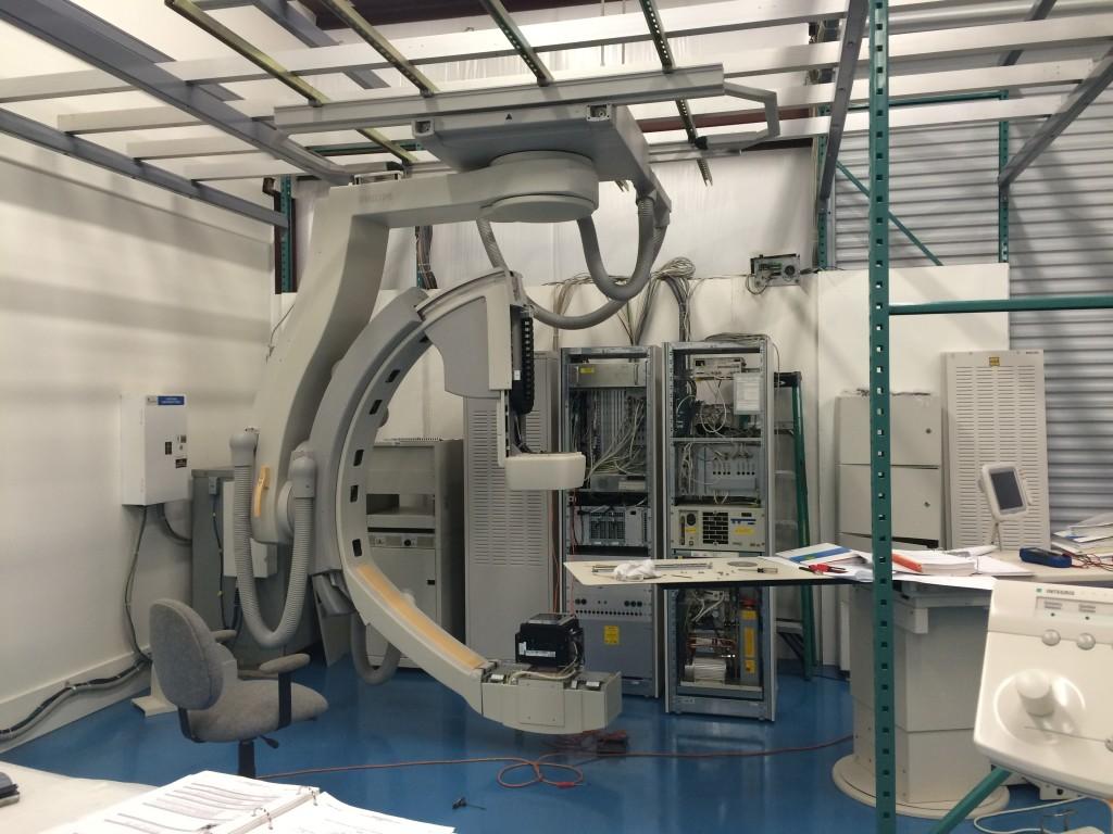Phillips Allura FD 10 Cath Lab